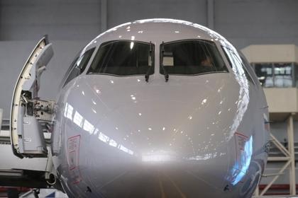 В Европе задумали отказаться от Sukhoi Superjet