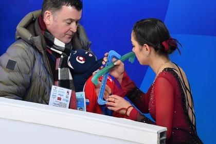 Брайан Орсер и Евгения Медведева