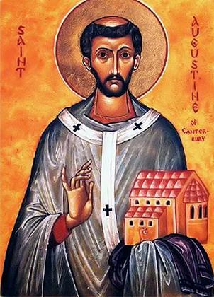 Начиная с IV века нашей эры английские епископы активно участвовали в жизни церкви, но первым, кто примерил титул архиепископа стал Августин Кентерберийский.