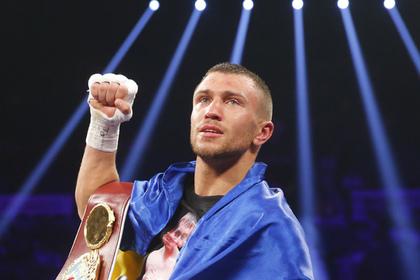 Украинский боксер Ломаченко разочаровал фанатов своим увлечением