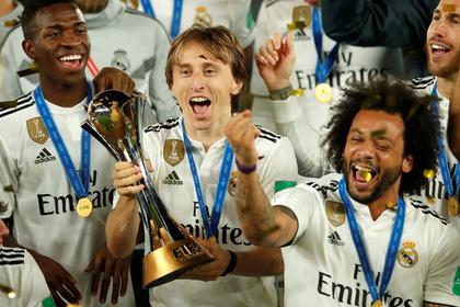 «Реал» стал клубным чемпионом мира и превзошел «Барселону»