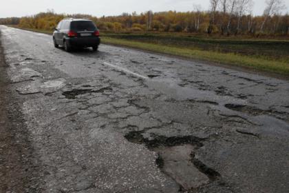 Украинские водители разочаровались в чиновниках и сами починили «дорогу в ад»