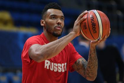 Баскетболист сборной России затруднился говорить по-русски