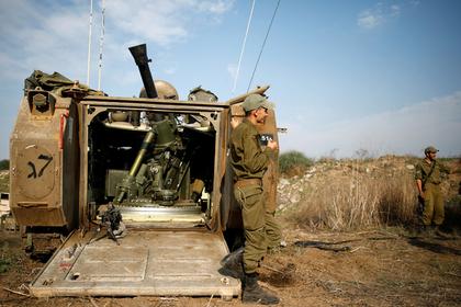 Израильские военные расстреляли людей на границе с Сирией