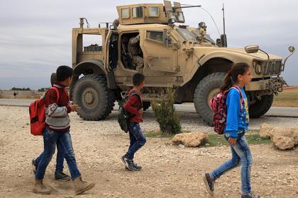 Россия засомневалась в уходе американцев из Сирии