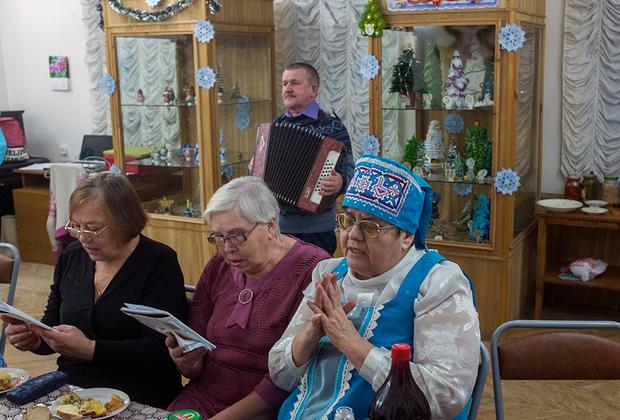 Лихославль, Тверская область, декабрь 2016.