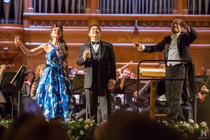 В Москве организуют фестиваль классической музыки «Новый год в Консерватории»