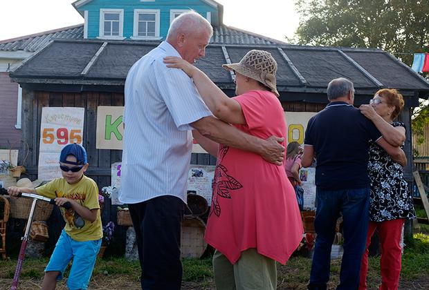 Деревня Кяростров, Архангельск, июль 2016.
