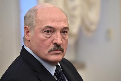 Лукашенко рассказал об отказе считать Белоруссию братским России государством