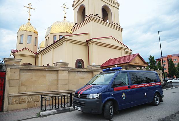 Церковь Архангела Михаила в Грозном