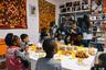 """Интеграционный центр для детей беженцев и мигрантов <a href=""""http://kidsarekids-center.com/"""" target=""""_blank"""">«Такие же дети»</a> много лет помогает детям из Сирии, Афганистана, Зимбабве, Конго, Нигерии, Камеруна, Узбекистана, Таджикистана, Киргизии социализироваться в России. Это единственный в России центр, обеспечивающий языковую, психологическую и социальную адаптацию и интеграцию. Специалисты-волонтеры проводят занятия для дошкольников и школьников: игровые, творческие, по школьным предметам (в первую очередь по русскому языку) и консультируют родителей по вопросам поступления детей в российские школы.  <br> <br> Руководит центром «Такие же дети» продюсер социальных проектов, организатор благотворительных программ, автор образовательных курсов Марина Обмолова. Сейчас под ее началом работают шесть сотрудников и около сотни волонтеров. Они не только проводят занятия, но и ведут социальные сети, делают фотографии и видео, организуют праздники и другие мероприятия."""