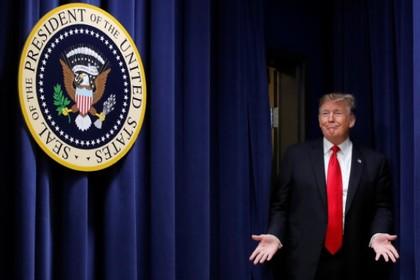 Трамп рассказал о готовности Саудовской Аравии помочь Сирии