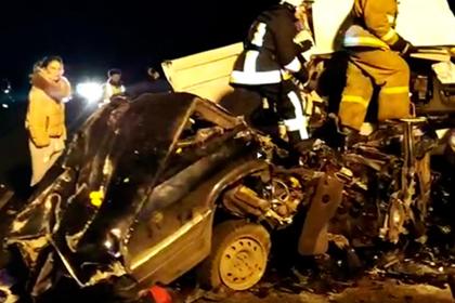 Шесть человек погибли вДТП вКавказском районе