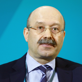 Председатель правления банка «Открытие» Михаил Задорнов