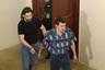 Юрий Колчин (справа)