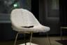 В галерее можно увидеть последние достижения дизайна и технологий. Например, мягкий стул, напечатанный на 3D-принтере или стул, сделанный из кристаллов.