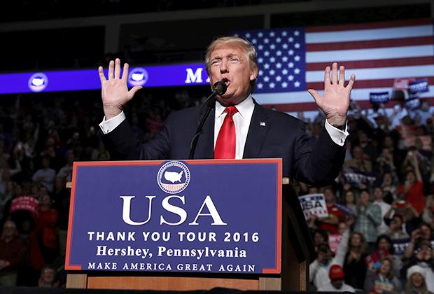 Трамп исполняет — или, по крайней мере, старается — все свои предвыборные обещания