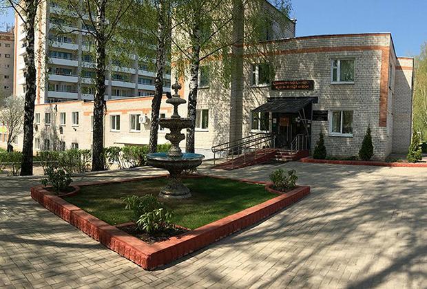 Смоленское областное государственное бюджетное учреждение Геронтологический центр «Вишенки»