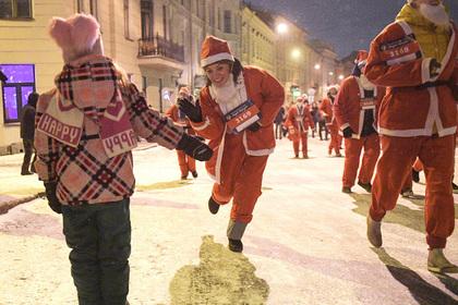 Новогодние праздники признали смертельно опасными