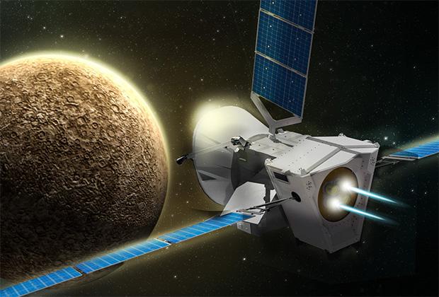 Космический аппарат миссии BepiColombo