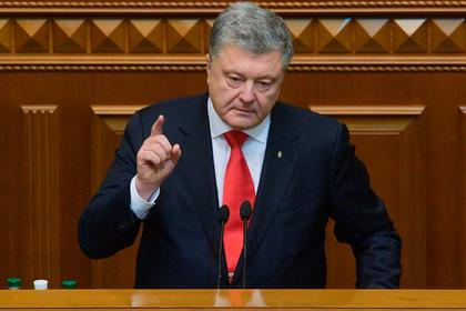 Порошенко раскрыл планы Украины на Керченский пролив