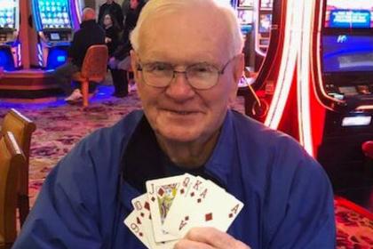 Пенсионер узнал об исцелении жены от рака и выиграл миллион