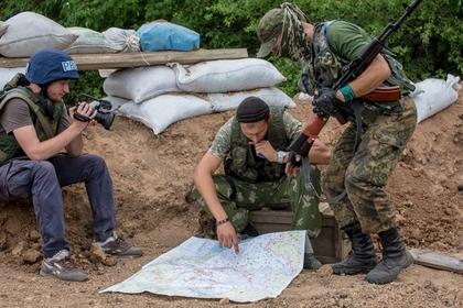 Украина заявила о захвате почти всей «серой зоны» в Донбассе