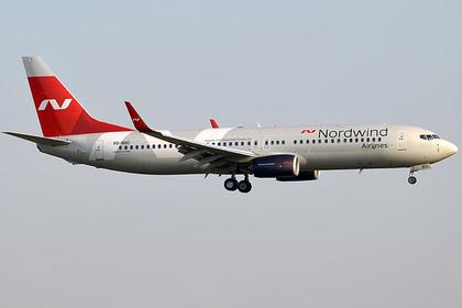 Загоревшийся при взлете самолета двигатель напугал пассажиров