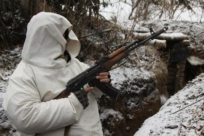 Киев пересчитал воюющих в Донбассе россиян