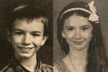 Элвин-младший и Мэри Крокер
