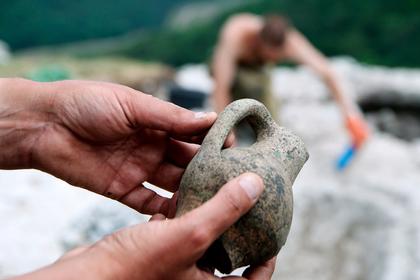 Украина ввела санкции против археологов