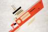 По мотивам супрематической живописи Казимира Малевича. Автор изобразил новейший ледокол «Александр Санников», который с этого года обеспечивает круглогодичную транспортировку российской нефти через арктические льды.