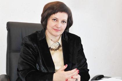 Министр социально-демографической и семейной политики Самарской области Марина Антимонова