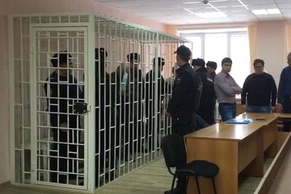 Наемный убийца напал на российских журналистов в зале суда