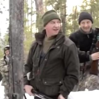 Сергей Левченко (в центре)