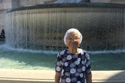 Прославившаяся на весь мир российская пенсионерка попала в больницу