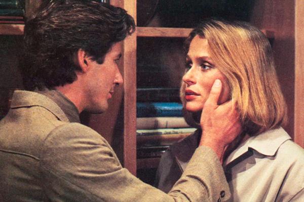 Кадр из фильма «Американский жиголо»