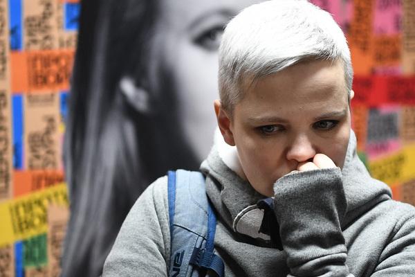 Голые фото огромная грудь россиянки большими