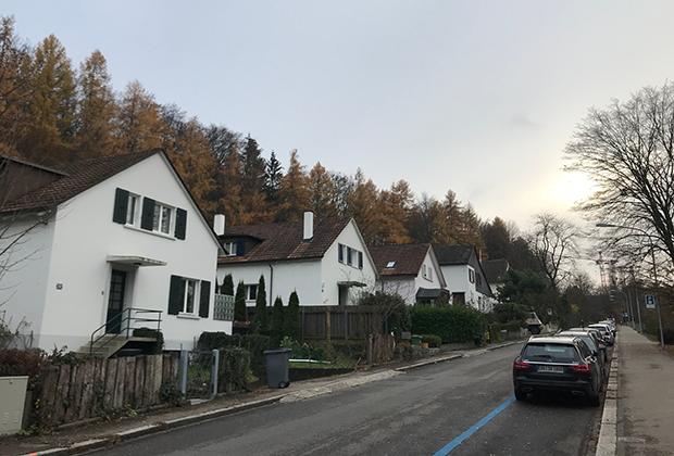 Окраины Цюриха