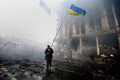 Украинцы перестали гордиться Майданом
