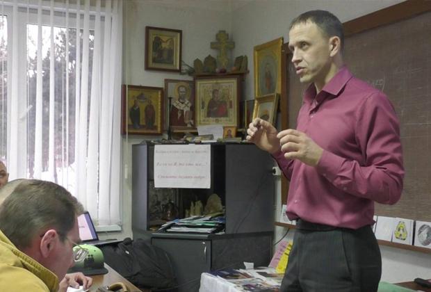 Владимир Фахреев