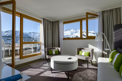 Club Med открыл новый курорт в Альпах
