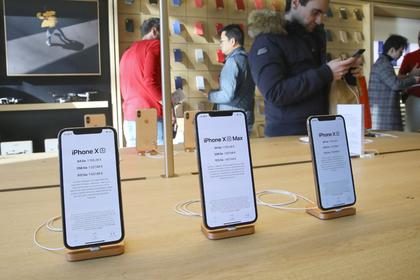 iPhoneX внезапно вернулся в Россию