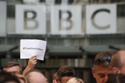 «Би-би-си» пожаловалась в МИД на утечку данных о своих сотрудниках в Москве