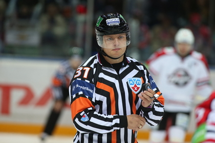 Шведы заподозрили российского рефери в подсуживании американским хоккеистам