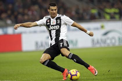 Ушедший в «Ювентус» Роналду стал лучшим бомбардиром «Реала»