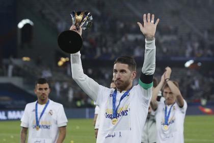 Грубиян из «Реала» впервые в карьере провел год без удалений