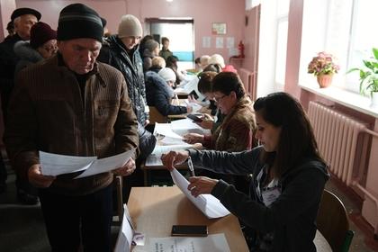 На Украине стартовала предвыборная кампания