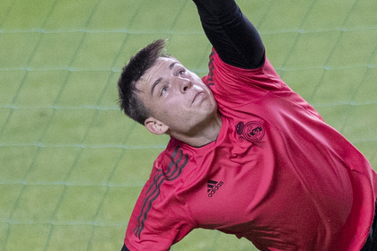 19-летний украинский вратарь отказался досрочно возвращаться в «Реал»
