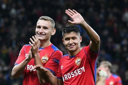 Два российских футболиста попали в список самых перспективных по версии УЕФА